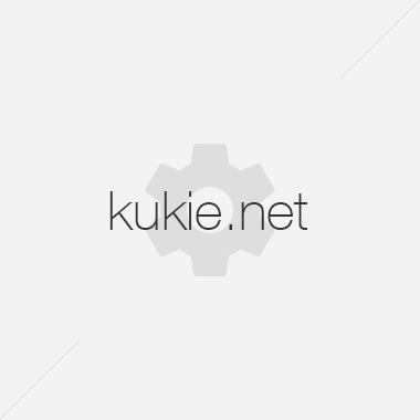 kukie.net Maintenance